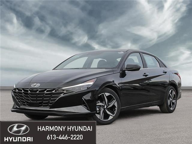 2021 Hyundai Elantra Ultimate Tech (Stk: 21318) in Rockland - Image 1 of 11