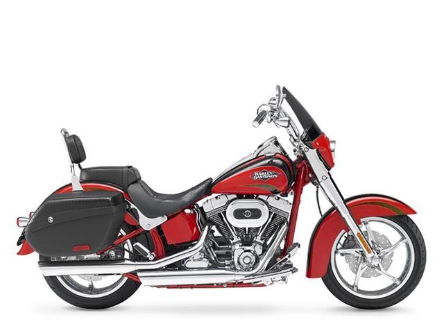 Used 2011 Harley-Davidson FLSTSE2 - CVO™ Softail® Convertible   - Saskatoon - Redline Harley Davidson