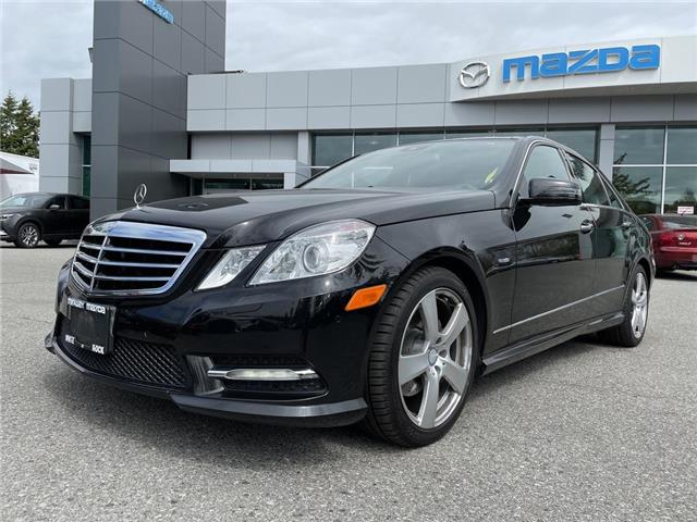 2012 Mercedes-Benz E-Class Base (Stk: 115476K) in Surrey - Image 1 of 15