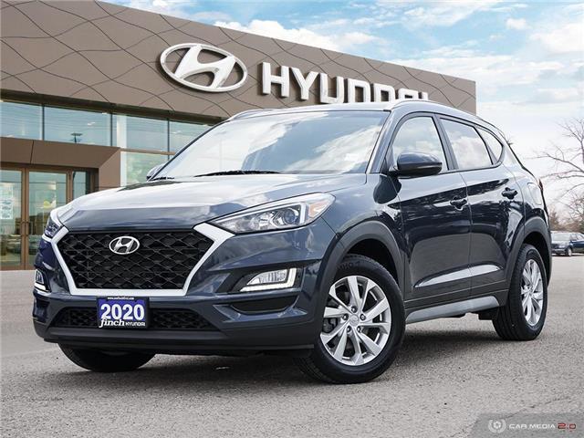 2020 Hyundai Tucson Preferred (Stk: 91031) in London - Image 1 of 27