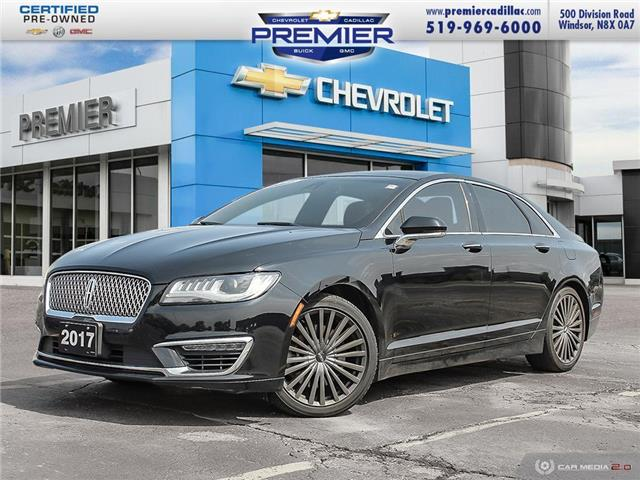 2017 Lincoln MKZ Reserve (Stk: 210046A) in Windsor - Image 1 of 30