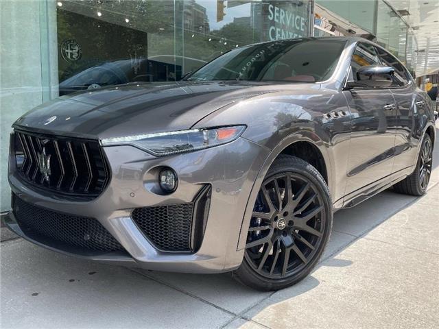 2020 Maserati Levante Trofeo (Stk: 85U) in Toronto - Image 1 of 28
