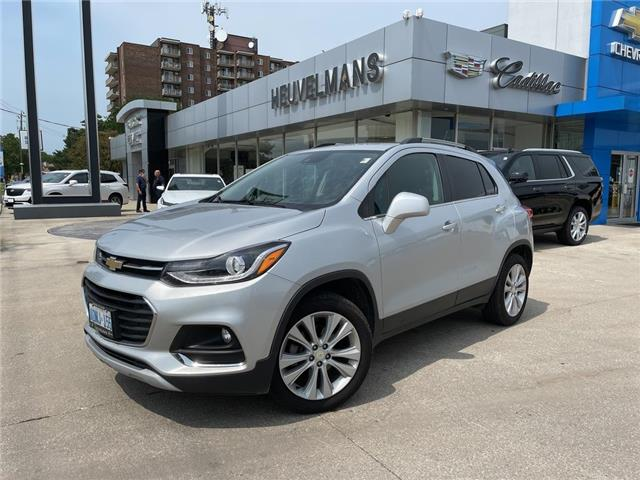 2020 Chevrolet Trax Premier (Stk: 21033A) in Chatham - Image 1 of 17