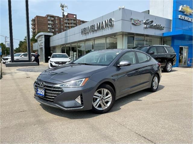 2020 Hyundai Elantra Preferred (Stk: 21058A) in Chatham - Image 1 of 20
