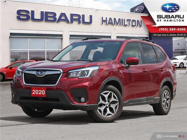 2020 Subaru Forester Convenience (Stk: S8979A) in Hamilton - Image 1 of 29