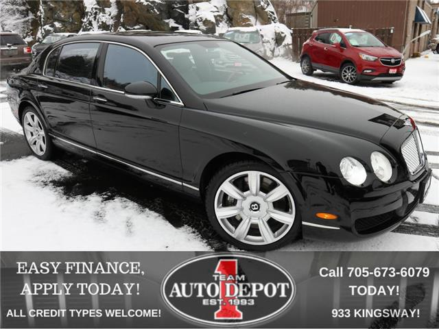 2008 Bentley Continental Flying Spur AWD (Stk: 12223) in Sudbury - Image 1 of 30