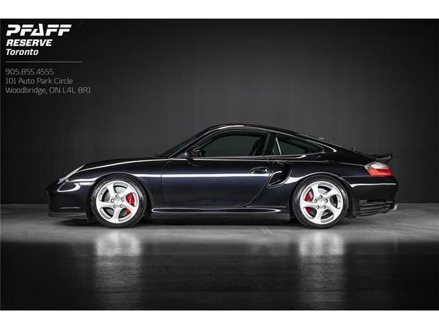 2002 Porsche 911 Turbo (Stk: MU2700) in Woodbridge - Image 1 of 21