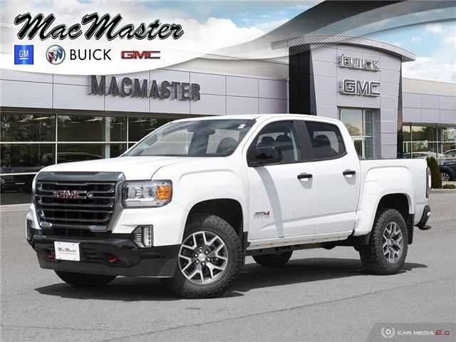 2021 GMC Canyon AT4 w/Leather (Stk: 21613) in Orangeville - Image 1 of 27