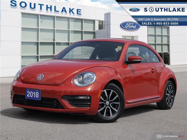 2018 Volkswagen Beetle  (Stk: P51777) in Newmarket - Image 1 of 25