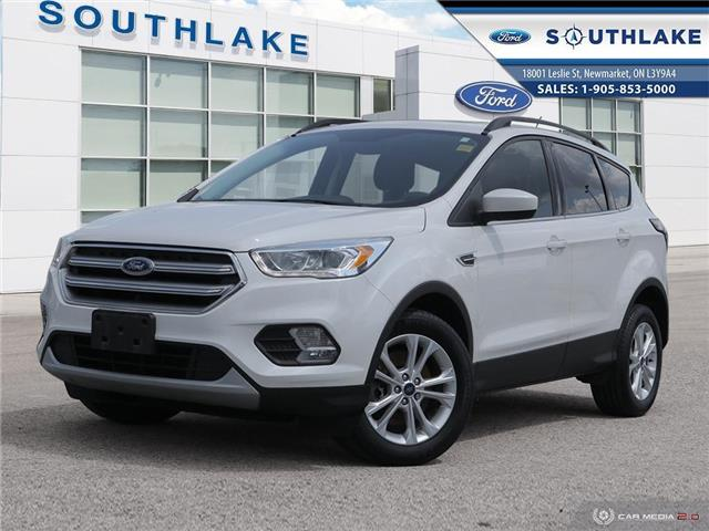 2017 Ford Escape SE (Stk: P51783) in Newmarket - Image 1 of 27