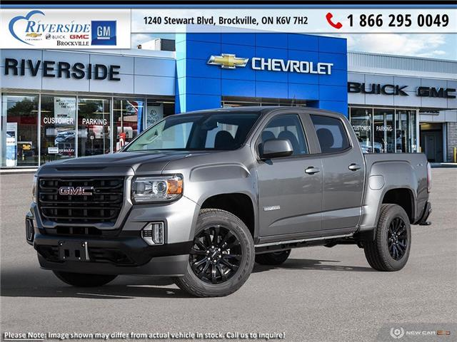 2021 GMC Canyon Elevation (Stk: 21-325) in Brockville - Image 1 of 23