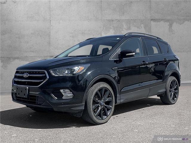 2018 Ford Escape Titanium (Stk: 4951A) in Vanderhoof - Image 1 of 23