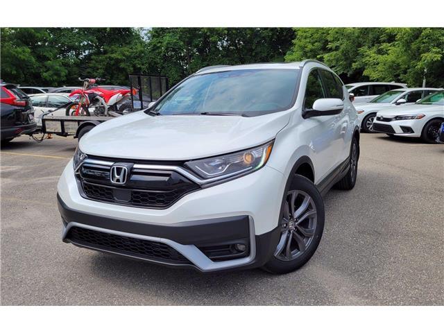 2021 Honda CR-V Sport (Stk: 11331) in Brockville - Image 1 of 22