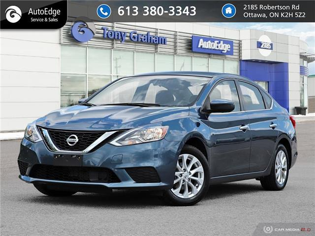 2018 Nissan Sentra 1.8 S (Stk: A0811) in Ottawa - Image 1 of 28