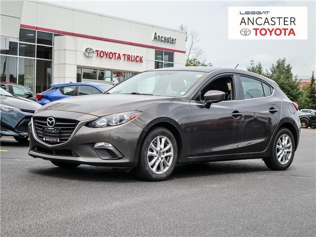 2014 Mazda Mazda3 Sport GS-SKY (Stk: 4153B) in Ancaster - Image 1 of 3