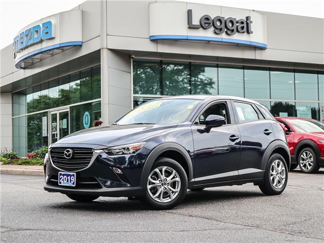 2019 Mazda CX-3 GS (Stk: 2574LT) in Burlington - Image 1 of 25