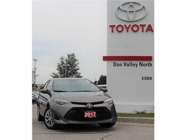 2017 Toyota Corolla LE (Stk: 304928S) in Markham - Image 1 of 1