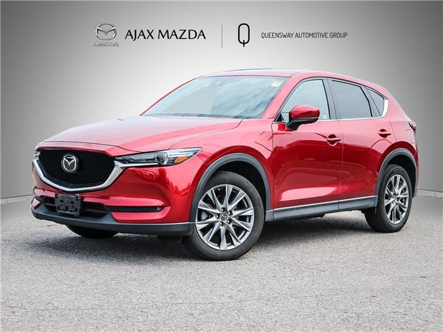 2019 Mazda CX-5 Signature (Stk: P5861) in Ajax - Image 1 of 27