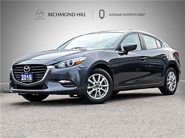 2018 Mazda Mazda3 GX (Stk: P0654) in Richmond Hill - Image 1 of 25