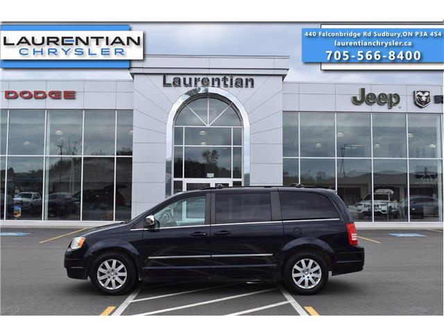 2010 Chrysler Town & Country Touring (Stk: 21311A) in Greater Sudbury - Image 1 of 21