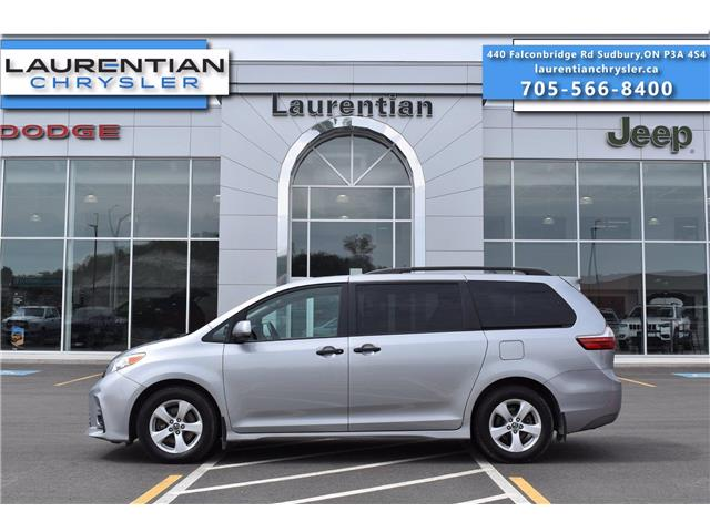 2018 Toyota Sienna 7-Passenger (Stk: 21249A) in Greater Sudbury - Image 1 of 24