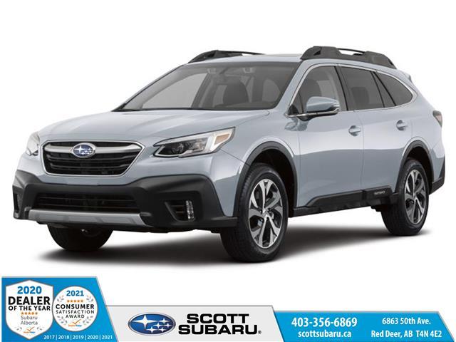 2022 Subaru Outback Limited XT (Stk: 109812) in Red Deer - Image 1 of 10