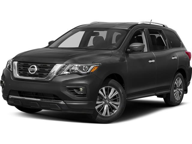 2018 Nissan Pathfinder SL Premium (Stk: 2021-109U) in North Bay - Image 1 of 6