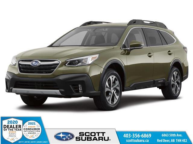 2022 Subaru Outback Limited (Stk: 108074) in Red Deer - Image 1 of 2
