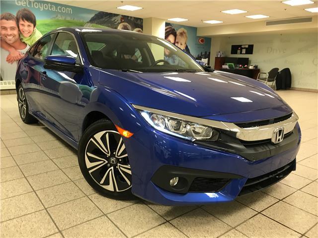 2018 Honda Civic EX-T (Stk: 211360A) in Calgary - Image 1 of 20