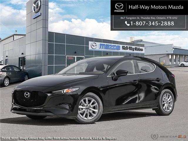 2021 Mazda Mazda3 Sport GX (Stk: 4752) in Thunder Bay - Image 1 of 23