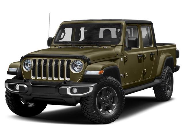 2021 Jeep Gladiator Overland (Stk: ML596225) in Orillia - Image 1 of 9