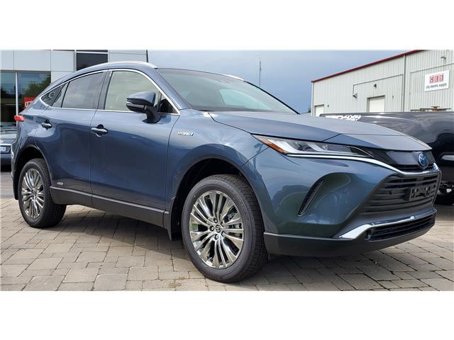 2021 Toyota Venza XLE (Stk: 61886) in Sarnia - Image 1 of 9