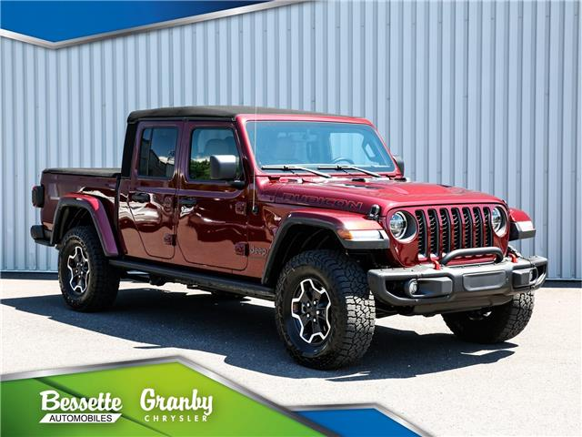 2021 Jeep Gladiator Rubicon (Stk: B21-297A) in Cowansville - Image 1 of 30