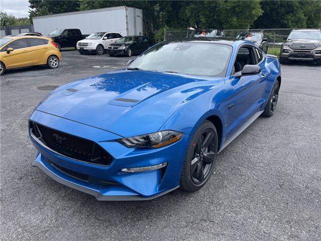 2021 Ford Mustang GT (Stk: 21251) in Cornwall - Image 1 of 14