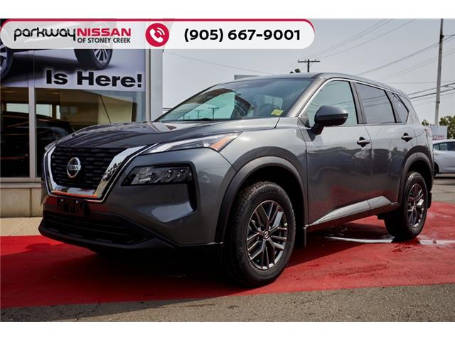2021 Nissan Rogue S (Stk: N21419) in Hamilton - Image 1 of 19