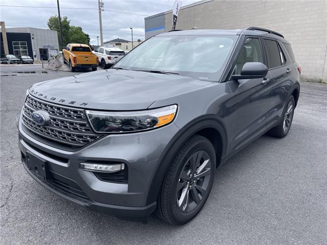 2021 Ford Explorer XLT (Stk: 21243) in Cornwall - Image 1 of 15
