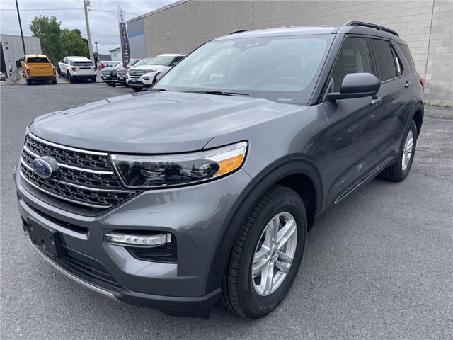 2021 Ford Explorer XLT (Stk: 21240) in Cornwall - Image 1 of 15