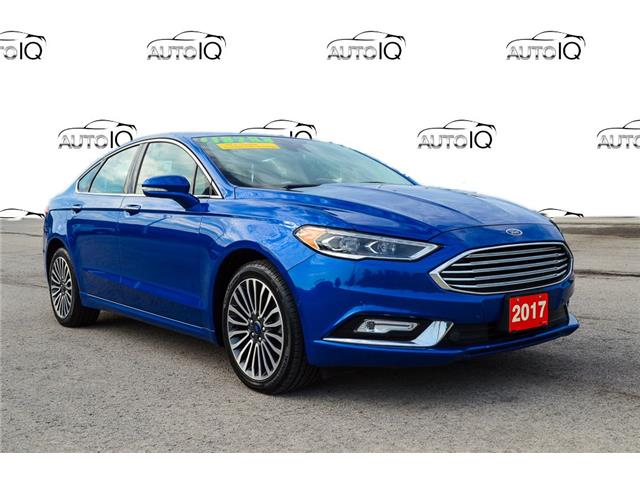 2017 Ford Fusion  (Stk: M213BAX) in Grimsby - Image 1 of 21