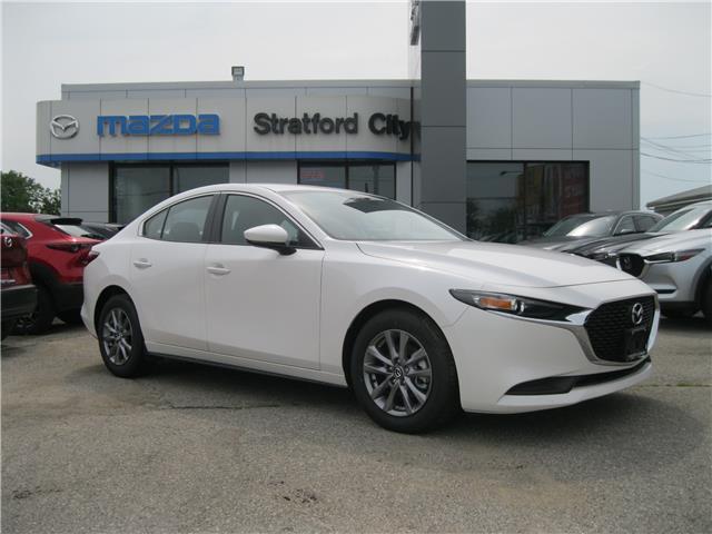 2021 Mazda Mazda3 GX (Stk: 21049) in Stratford - Image 1 of 14