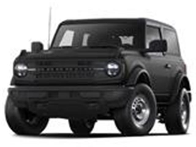 2021 Ford Bronco  (Stk: E5D2726M1) in Vanderhoof - Image 1 of 1