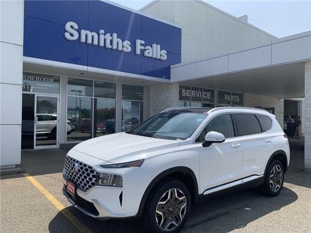 2021 Hyundai Santa Fe HEV Preferred w/Trend Package (Stk: 10374) in Smiths Falls - Image 1 of 14