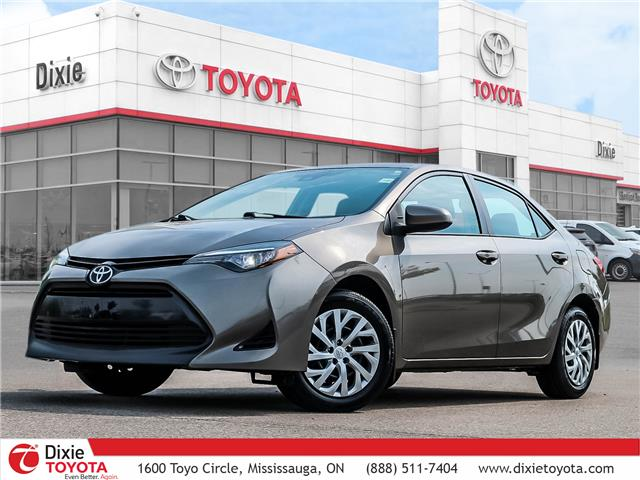 2017 Toyota Corolla LE (Stk: D211491A) in Mississauga - Image 1 of 28