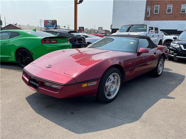 1990 Chevrolet Corvette  (Stk: 14956B) in Regina - Image 1 of 1