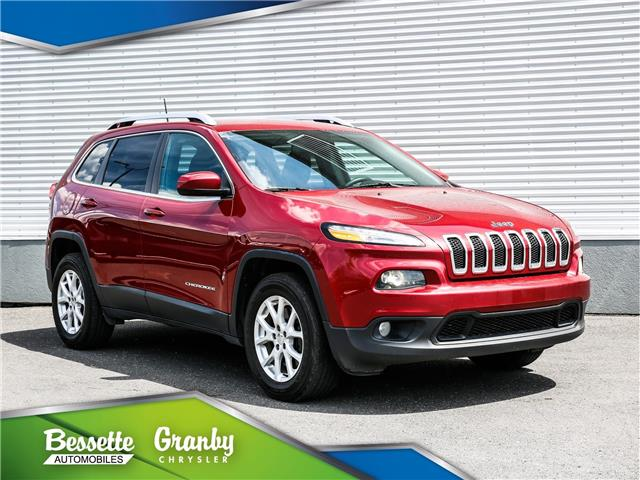 2017 Jeep Cherokee North (Stk: G21-202) in Granby - Image 1 of 30