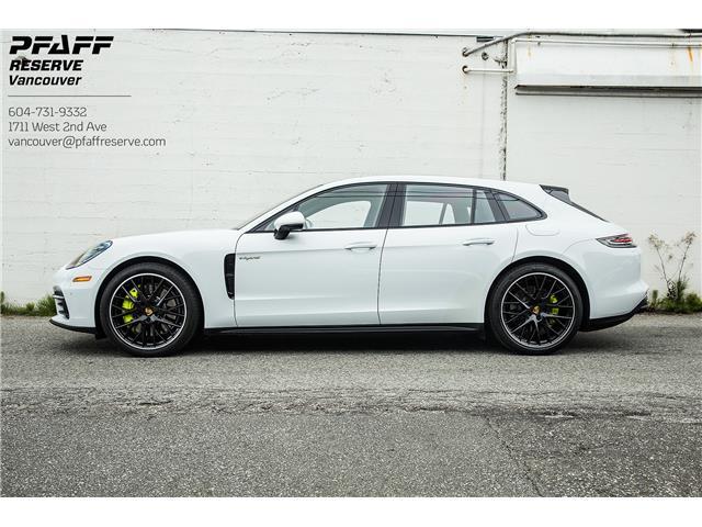 2019 Porsche Panamera E-Hybrid Sport Turismo 4 (Stk: VU0618) in Vancouver - Image 1 of 21