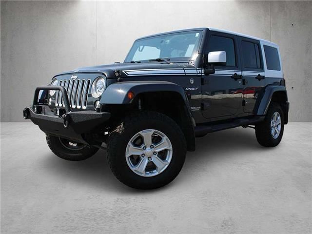 2017 Jeep Wrangler Unlimited Sahara (Stk: N01-0675A) in Chilliwack - Image 1 of 10