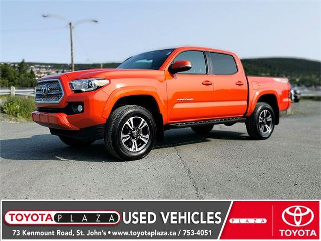 2017 Toyota Tacoma TRD Sport (Stk: LP1175) in St. Johns - Image 1 of 16