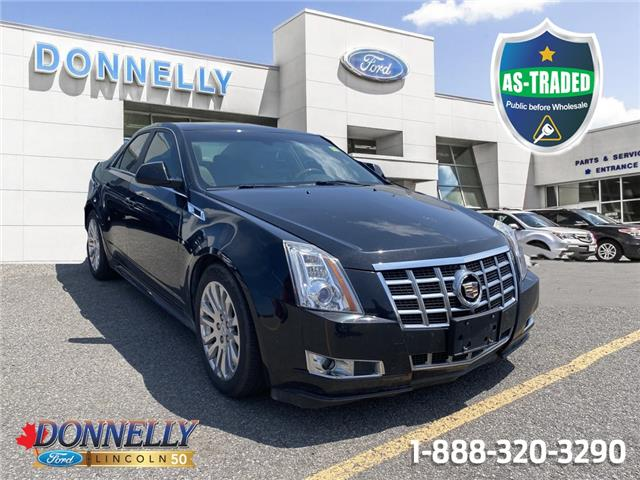 2013 Cadillac CTS Performance Collection (Stk: PBWDV460B) in Ottawa - Image 1 of 10