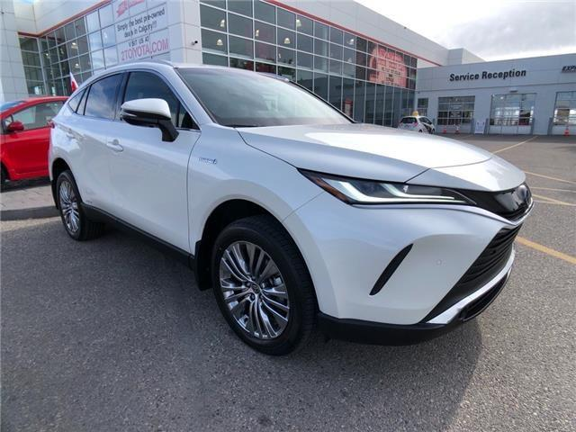 2021 Toyota Venza XLE (Stk: 210799) in Calgary - Image 1 of 2