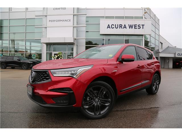 2020 Acura RDX A-Spec (Stk: 7452A) in London - Image 1 of 24